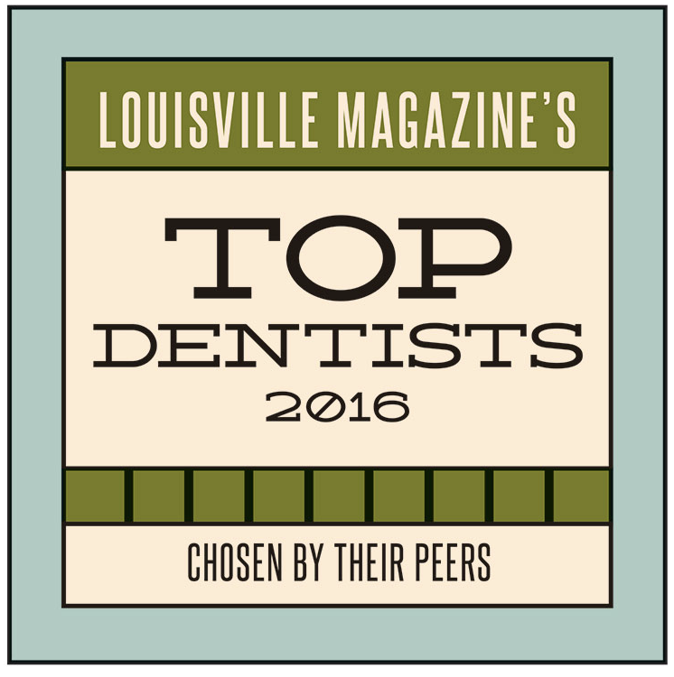 Voted Best Top Dentist Louisville by peers